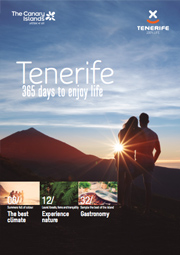 2017 Tenerife brochure cover